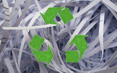 Recyclage et tri du papier en entreprise : nos astuces pour limiter la consommation