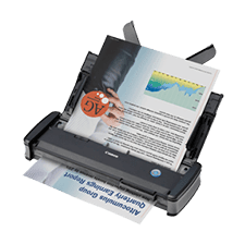 france numerique scanner portable